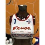 Kinash MG№1 Топ для пляжного волейбола женский Белый/Синий