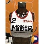Kinash MOSCOW GAMES 2018 Топ для пляжного волейбола #2