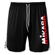 Mikasa MT5020 Шорты для пляжного волейбола Черный/Белый/Красный