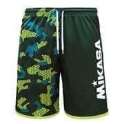 Mikasa MT5040 Шорты для пляжного волейбола Зеленый/Белый