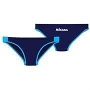 Mikasa MT6052 Плавки для пляжного волейбола женские Темно-синий/Голубой