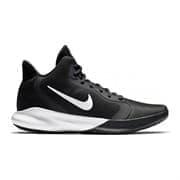 Nike PRECISION III Кроссовки баскетбольные Черный/Белый