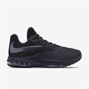 Nike AIR MAX INFURIATE III LOW Кроссовки баскетбольные Черный/Серый