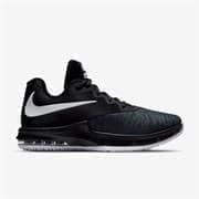 Nike AIR MAX INFURIATE III LOW Кроссовки баскетбольные Черный/Серебристый