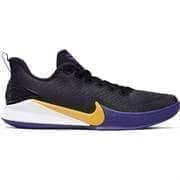 Nike MAMBA FOCUS Кроссовки баскетбольные Черный/Фиолетовый