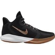 Nike PRECISION III Кроссовки баскетбольные Черный/Золотой