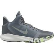 Nike PRECISION III Кроссовки баскетбольные Серый/Салатовый