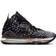 Nike LEBRON XVII Кроссовки баскетбольные Черный