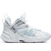 Jordan WHY NOT? ZER0.3 (GS) Кроссовки баскетбольные детские Белый/Серый