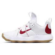 Nike REACT HYPERSET Кроссовки волейбольные Белый/Красный