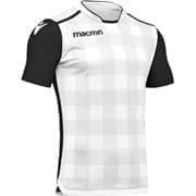 Macron WEZEN Футболка Белый/Черный