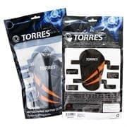 Torres CLUB Щитки футбольные Черный/Оранжевый