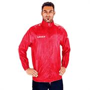 Legea ITALIA Куртка ветрозащитная Красный/Белый
