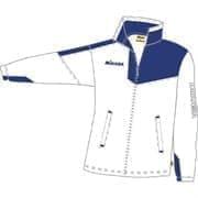 Mikasa SUROGA Куртка Белый/Темно-синий