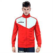 Legea GIACCA MESSICO Куртка Красный/Белый