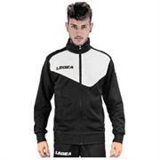 Legea GIACCA MESSICO Куртка Черный/Белый