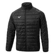 Mizuno SAPPORO PADDED JACKET Куртка утепленная Черный