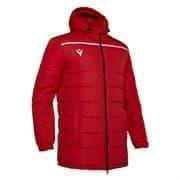 Macron VANCOUVER Куртка утепленная Красный/Белый