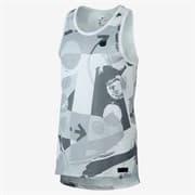 Nike KD TANK HYPERELITE Майка баскетбольная Белый/Серый