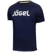 Jogel JTT-1041-097 Футболка Темно-синий/Белый