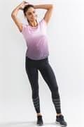 Craft CORE FUSEKNIT Футболка беговая женская Розовая