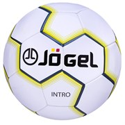Jogel JS-100-5 INTRO Мяч футбольный Белый