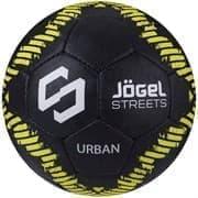 Jogel JS-1110-5 URBAN Мяч футбольный Черный