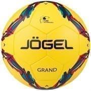 Jogel JS-1010-5 GRAND Мяч футбольный Желтый