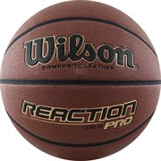 Wilson REACTION PRO (WTB10138XB06) Мяч баскетбольный