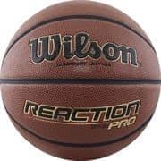 Wilson REACTION PRO (WTB10139XB05) Мяч баскетбольный
