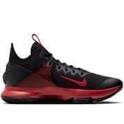 Nike LEBRON WITNESS IV Кроссовки баскетболные Черный/Красный