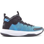 Jordan JUMPMAN 2020 Кроссовки баскетбольные Голубой/Черный