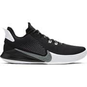 Nike MAMBA FURY Кроссовки баскетбольные Черный/Белый