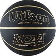 Wilson NCAA HIGHLIGHT GOLD Мяч баскетбольный