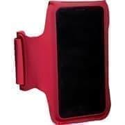 Asics ARM POUCH PHONE Карман на плечо для iPhone 7 Розовый/Белый