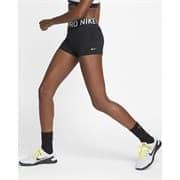Nike PRO Компрессионные шорты женские Черный