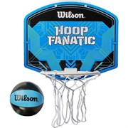Wilson HOOP FANATIC MINI HOOP KIT Набор для игры в мини-баскетбол