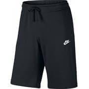 Nike NSW CLUB SHORT JSYNSW CLUB SHORT JSY Шорты Черный/Белый