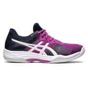 Asics GEL-TACTIC 2 (W) Кроссовки волейбольные женские Черный/Розовый