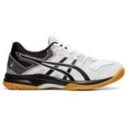 Asics GEL-ROCKET 9 (W) Кроссовки волейбольные женские Белый/Черный