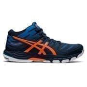 Asics GEL-BEYOND 6 MT Кроссовки волейбольные Темно-синий/Оранжевый
