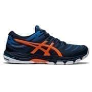Asics GEL-BEYOND 6 Кроссовки волейбольные Темно-синий/Оранжевый