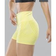Fifty SCULPTLINE FA-WS-0101 Компрессионные шорты женские Желтый
