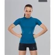 Fifty HIGH TENSION FA-WT-0101 Компрессионная футболка Синий