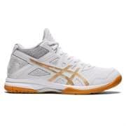 Asics GEL-TASK 2 MT (W) Кроссовки волейбольные женские Белый/Желтый