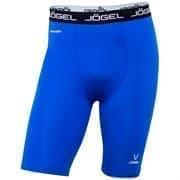 Jogel CAMP TIGHT SHORT PERFORMDRY JBL-1300-071 Шорты компрессионные Синий/Белый