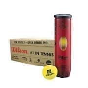 Wilson TEAMW PRACTICE Мяч для большого тенниса