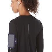 Asics ARM POUCH PHONE Карман на плечо для iPhone 7 Темно-синий/Белый