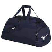 Mizuno HOLDALL MEDIUM Спортивная сумка Темно-синий/Белый