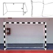 RUSBRAND FS-G-№13 (H3.2/0812) Сетка гандбольная/футзальная Белый